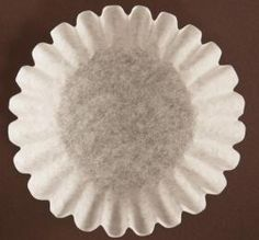 And I use coffee filters for coffee.Coffee Filter Uses - When You Want More than an Average Cup of Joe