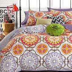 Love this bedding for teens at Macy's - Tween /Teen Bedrooms