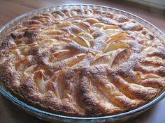 Kakkukioski: Gluteeniton omenapiirakka