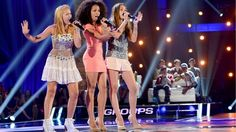 "Sweet Suspense The X Factor ""You Keep Me Hangin' On"" Video 11/6/13 #TheXFactorUSA  #SweetSuspense"