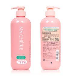 Sữa tắm Shiseido Ma Chérie