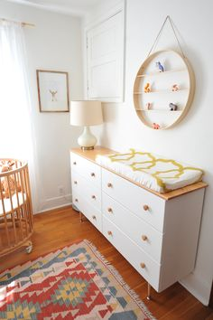 Home Decor Minimalist Ikea dresser hack ideas.Home Decor Minimalist Ikea dresser hack ideas Ikea Baby Room, Ikea Kids Room, Ikea Nursery, Nursery Dresser, Baby Room Diy, Baby Boy Rooms, Kids Rooms, Girl Nursery, Diy Baby
