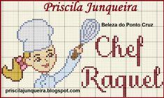 Priscila Junqueira Ponto Cruz: Chef