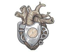 Machine Heart by Akmal Abdurrahman