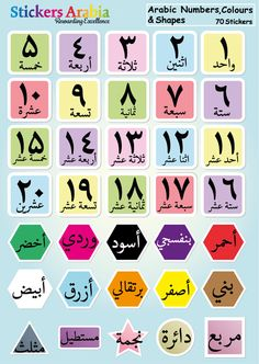 7 Color by Shape Worksheet for Kids 001 Arabic numbers colours & shapes stickers √ Color by Shape Worksheet for Kids 001 . 7 Color by Shape Worksheet for Kids 001 . Arabic Numbers Colours & Shapes Stickers in Worksheets For Kids Shape Worksheets For Preschool, Letter Tracing Worksheets, Shapes Worksheets, Printable Worksheets, French Worksheets, Number Worksheets, Printable Stickers, Expression Arabe, Arabic Alphabet For Kids