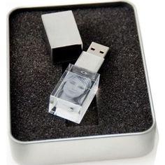 Glasfoto USB Stick 4GB - 59.90 - www.geschenkidee.ch