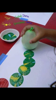 This is perfect for Dawson's Very Hungry Caterpillar party!!!!