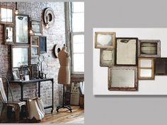 mirror-decorating - Decorating Ideas & Tips from Shelterpop