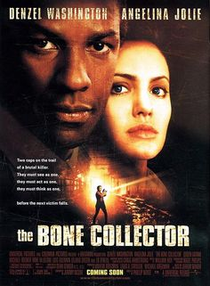 The Bone Collector movie poster