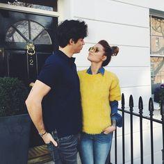 Caroline Receveur & Valentin Lucas