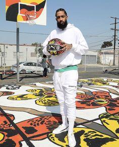 Black Is Beautiful, Beautiful People, Lauren London Nipsey Hussle, Black Artwork, Beard Gang, Hip Hop Artists, Black Artists, Well Dressed Men, Celebs