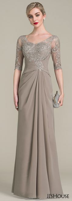 Most Popular 2017 New Mother of the Bride Dress Collection. More Styles for Your… Most Popular 2017 New Mother of the Bride Dress Collection. More Styles for Your Choice >> Mob Dresses, Trendy Dresses, Nice Dresses, Bridesmaid Dresses, Formal Dresses, Bridal Dresses, Mother Of The Bride Dresses Long, Mothers Dresses, Elegantes Outfit