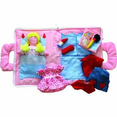 Amazon.com : My Baby Doll Play Bag : Doll Accessories : Toys & Games