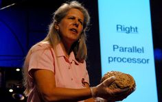 Can you reset your brain? TED talk God blessed us with Dr. Jill Bolte Taylor ~ watch her tell the story of her stroke: http://www.ted.com/talks/jill_bolte_taylor_s_powerful_stroke_of_insight.html