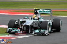 Lewis Hamilton, Mercedes Grand Prix, 2013 British Formula 1 Grand Prix, Formula 1
