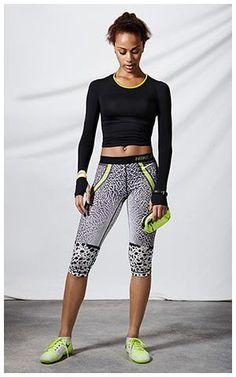 Nike Training Look - Featuring Nike Pro Hypercool Long-Sleeve Training Top