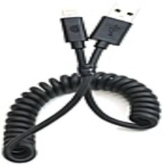 Griffin Technology GC36632 4 Feet Lightning-USB Data Transfer Cable for iPhone-iPad-iPod - Black