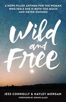 Want to read // Wild and Free // A book published this year
