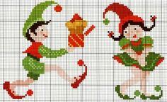 sandylandya@outlook.es  cross stitch chart