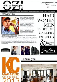 Everything you need to know about your hair,Oz hairstylist, Oz! Stylist to the People #stylisttothepeople #skylinedowntownsalon
