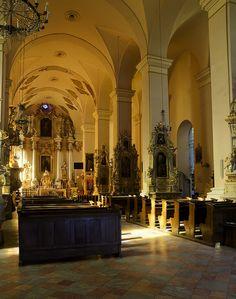 Basilica in Sejny, Poland