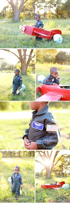 Take Flight & Soar Minis | Imagination Session | Riley | Raeford, NC Child Photographer | Patty K Photography