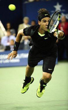Rafa Nadal 2010 US Open
