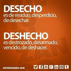 Twitter / Culturizando: #Gramática #Ortografía ...