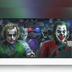 "Joker images (Note: OP spelled it as ""Jocker"". The mistake has been corrected. Joker Comic, Joker Batman, Joker Heath, Joker Art, Batman Art, Joker Und Harley Quinn, Der Joker, Joker Poster, Joker Images"