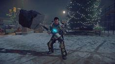 Dead Rising 4 marque le retour du journaliste photo Frank West dans un tout nouveau chapitre d'un des jeux de zombies les plus populaires de tous les temps. Ce jeu offre la possibilité de personnaliser les armes et les personnages comme jamais auparavant et propose de nouvelles fonctionnalités ambitieuses notamment de nouvelles catégories de zombies et un EXO Suits.