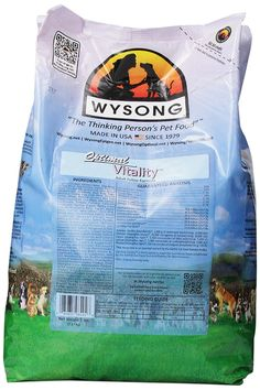 Wysong Optimal Vitality Feline Diet >>> Details can be found by clicking on the image. (This is an affiliate link and I receive a commission for the sales)