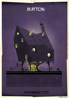 Gallery of ARCHIDIRECTOR: A Fantastical City Inspired by Famous Directors by Federico Babina - 3