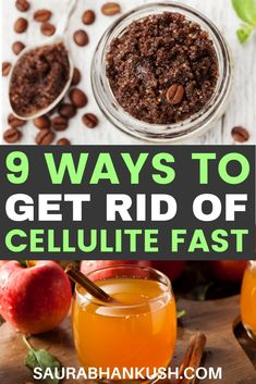 Natural 9 ways to get rid of cellulite fast for women. We all face cellulite problems in our life, my first advice is don't let your brain bring inferiority about cellulite. As there are ways to remove cellulite fast, so have a look at my 9 methods.