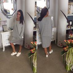 Nuevo maxi vestido con bolsillos http://primoronline.pswebshop.com/es/