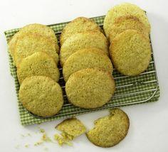 Biscuits citron-orange-menthe