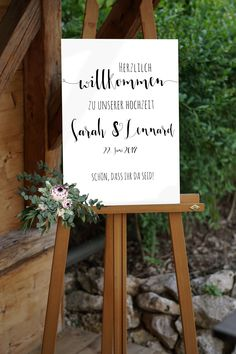 Welcome Sign Wedding Love is in the air Digital File with 2 Wish Names and Wish Date Calligraphy Saying Rgb Color Space, Wedding Curls, Photo Store, Love Is In The Air, Poster Making, Flower Decorations, Watercolor Flowers, Welcome, Perfect Wedding