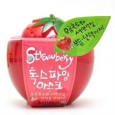 Baviphat® Strawberry Mask - Made in Korea: Amazon.de: Drogerie & Körperpflege