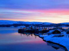 Kirkenes, Norway   Place of birth