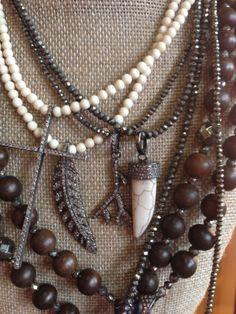 Jennifer Lyon Jewelry - layers!