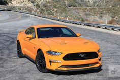 Five ways the refreshed 2018 Ford Mustang GT merges brains with brawn