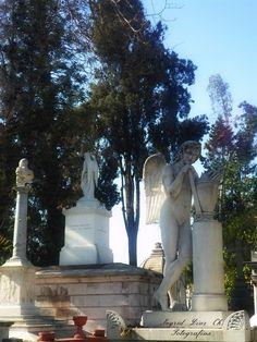 Cementerio General de Santiago, Chile.