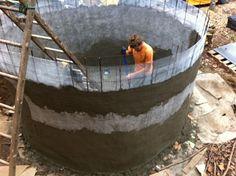 Ferrocement Tank for Aquaponics