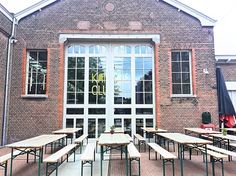 10 Inspirerende Hallen : De food hallen en Ámsterdam de hallen ámsterdam comida mercados