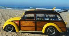 VW Woodie!