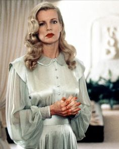 The Epitome of Old Hollywood Glam in LA Confidential, Kim totally nails it.