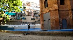Barcelona's Hidden Courtyards, Legacy of an Urban Visionary - NYTimes.com