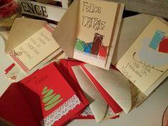 Fimo e Feltro...l'arte tra le mani: Scrivilo col cuore anche a Natale