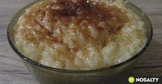 Krémes rizspuding recept képpel. Hozzávalók és az elkészítés részletes leírása. A krémes rizspuding elkészítési ideje: 45 perc Creme Brulee, Mousse, Macaroni And Cheese, Pie, Pudding, Ethnic Recipes, Sweet, Food, Torte