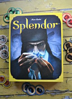 Splendor a bedazzled board game review