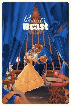 Pôsteres da Disney reinventados | Just Lia